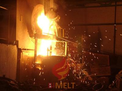 Continuous Copper Converting Furnace